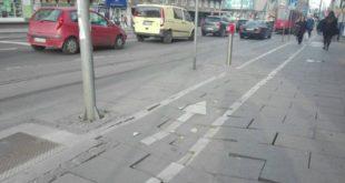 Београд: Грађани револтирани радовима, падају, ломе руке и ноге