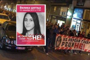 Аранђеловац: Свако зна да наброји бар 50 нарко дилера, данас велики протест против дроге