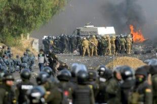 Хаос у Боливији: У Кочабамби 9 убијених, 115 рањених и преко 200 ухапшених (видео)
