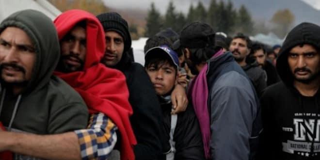 Полиција забрањује слободно кретање мигрантима у БиХ