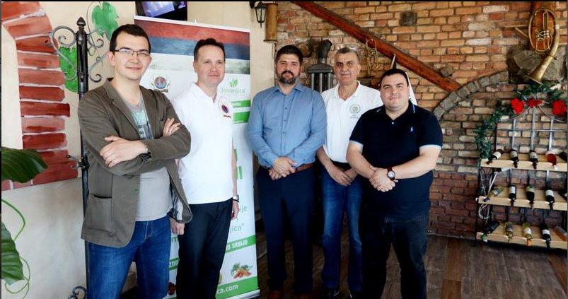 Ухапшени власник Јовањице 2018. године држао семинаре о органској производњи припадницима МУП-а (фото)