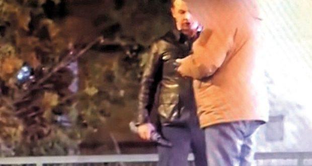 """""""Откривено"""" ко је човек на снимку са руским обавештајцем"""