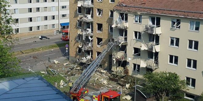 Шведска се по броју експлозија изједначила са Авганистаном!