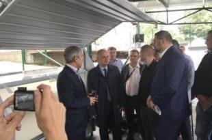 Београд: Весић и напредна екипа уништили ЈKП Градске пијаце