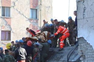 Серија земљотреса у Албанији, 14 погинулих, стотине повређених (фото, видео)