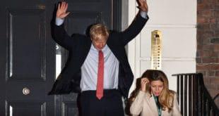 Велики тријумф Џонсона на изборима у Великој Британији, крах лабуриста