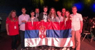 Шест светских медаља из физике за српске основце!