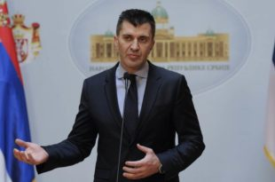 Војни синдикат Србије подноси кривичну пријаву против министра Зорана Ђорђевића