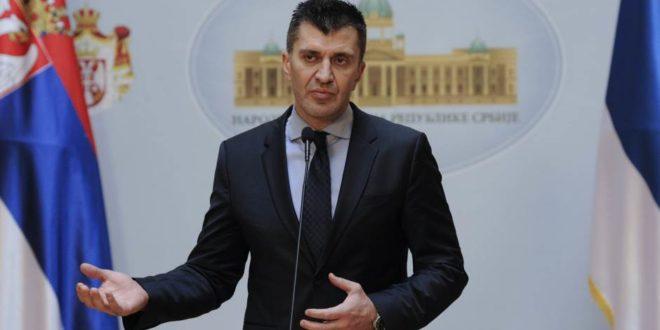 Министар Ђорђевић: Добро је да мигранти уче српски и да се школују у Србији