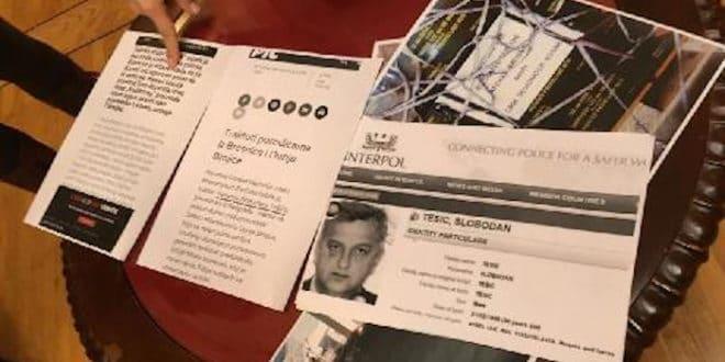 """Тепић: Вучићу, ко је извозио """"Град"""" ракете из Kрушика у Авганистан?"""