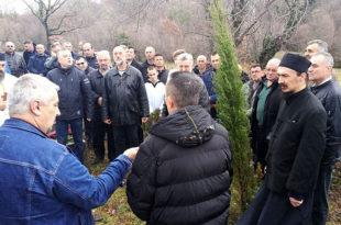 Годишњица убиства руских монаха у Манастиру Дужи код Требиња које су побили комунисти 1941. године