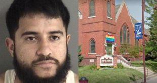"""""""Била ми је част"""" – запалио ЛГБТ заставу, осуђен на 15 година затвора"""