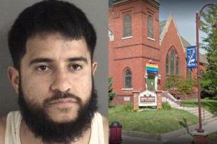 """""""Била ми је част"""" - запалио ЛГБТ заставу, осуђен на 15 година затвора"""