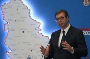 Милова подгузна мува почела предизборну кампању у Србији небулозним бајкама