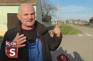 Србија: У Батровцима поред хрватске границе мигранти ножевима напали локално становништво (видео)