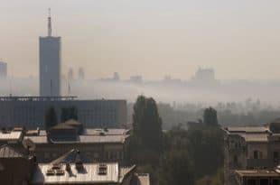 Аларматни подаци: Београд седми најзагађенији град у свету!