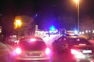 Монтенегринска полиција употребила сузавац у Беранама (видео)