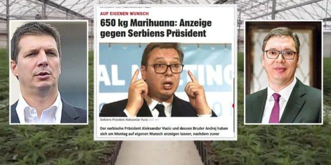 Kако је одбрана највеће планатаже марихуане у Европи и нарко мафије постала Вучићев државни пројекат