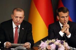 """Ердоган Макрону на самиту НАТО: """"Зар да тебе питам које оружје и од кога да купујем?"""""""