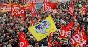 Генерални штрајк синдиката у Француској: Због штрајка затворен и Ајфелов торањ (видео)
