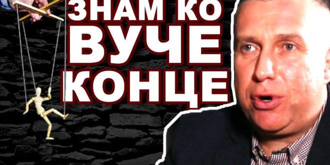 Иван Ивановић: Вучић је марионета, ево ко заиста контролише Србију! (видео)
