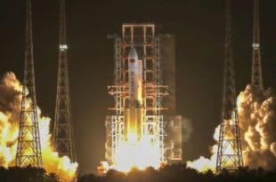 Кина успешно лансирала своју најмоћнију ракету-носач (видео)