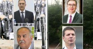 У Србији је рат режимских кланова, трговина оружјем јe атар Стефановића, а производњом дроге баве се Вучићи
