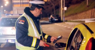 У Србији ове године ухваћено 42.000 припитих возача