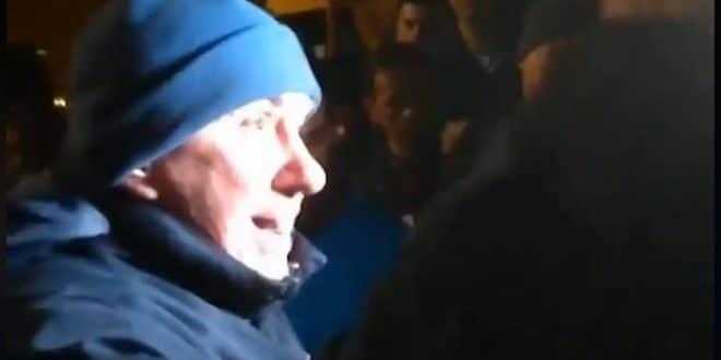 """КАД """"МАЛОМ ЧОВЕКУ ПУКНЕ"""" ФИЛМ Потресан говор радника """"Поште"""" симбол штрајка (видео)"""