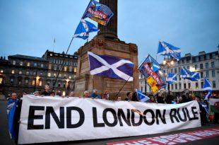 """""""Размотрићу све разумне опције за обезбеђивање права Шкотске на самоопредељење"""""""