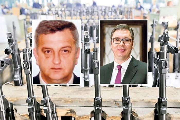 Вучић шаком и капом дели српска држављанства арапским трговцима оружјем