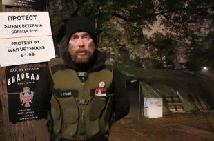 "РАТНИ ВЕТЕРАНИ најавили велики протест: ""Према нама се односе као према стоци!"" (видео)"