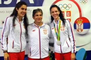 Злато за Тијану Богдановић, Милица Мандић сребрна, обезбедиле визе за Олимпијске игре 2020. год. у Токију