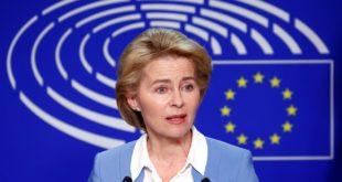ЕУ комесарска совјетијо, касните једно 30 година и никога више у Србији не занимате! Сиктер бре фукаро!