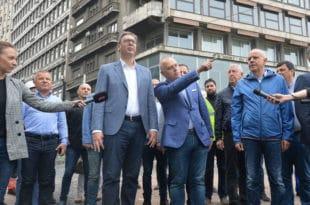 """Београд: Станови за Весићеве и Вучићеве ботове и сендвичаре по """"фабричкој цени"""""""