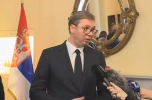 ВУЧИЋ: Србија ће населити малолетне мигранте из Грчке, преузимамо бригу о њима! (видео)