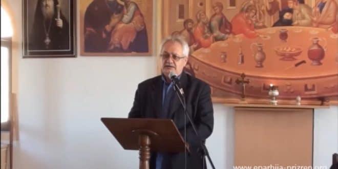 Свејерес екуменизма – предавање Зорана Милошевића (видео)