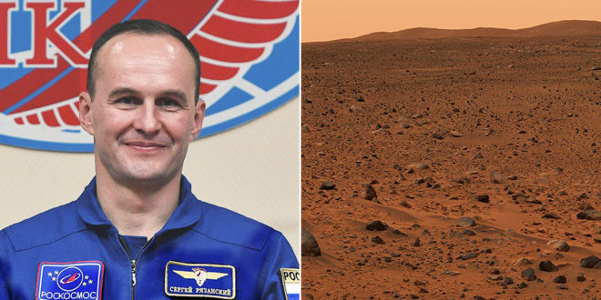 Мисија са људском посадом на Марс није научна фантастика и могла би да има помирљиви ефекат на свет - руски космонаут Рјазански