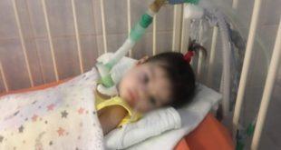 Дете девет месеци лежи на Интензивној нези уместо да се лечи медикаментом доступним о трошку државе