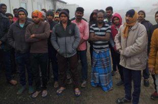 Због услова рада у Србији, радници из Индије се вратили кући
