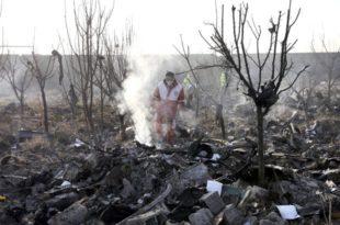 Иран признао да је срушио украјински авион у коме је погинуло 176 путника и чланова посаде
