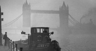 Лондон: 5. Децембра 1952. године пала је обична магла, 4 дана касније убила је 12.000 људи (видео)