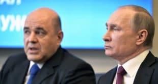 Мишустин најавио велике и значајне измене у руској Влади