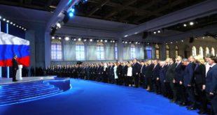 Путин: Будућност Русије видим као хармонију моћне силе и благостања наших људи