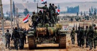 Асадова армија заузела важан град Маарат-ан-Нуман (видео)