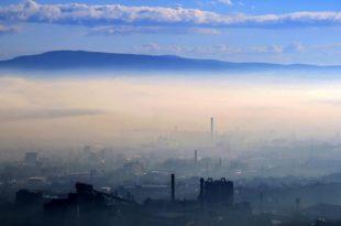 Скопље због загађења увело бесплатни јавни превоз