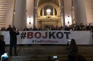 """Сорошеви паткари окупљени око удружења """"1 од 5 милиона"""" дефинитивно су одлучили да иду на лажне изборе"""