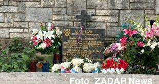 У центру Задра већ 20 година стоји илегално подигнути усташки споменик (фото)