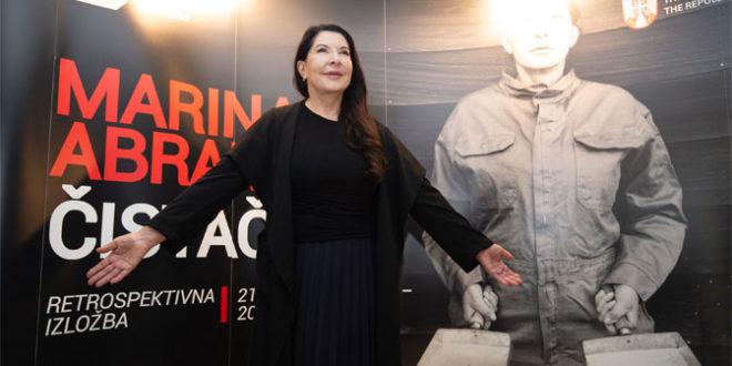 Изложба Марине Абрамовић коштала 153 a приход 18 милиона динара! ЗОВИТЕ ЈЕ ОПЕТ МАЈМУНИ!