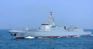 """Кинеска ратна морнарица добила """"најмоћнији разарач на свету"""""""